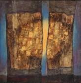 Marilyn Bruya Untitled Abstraction