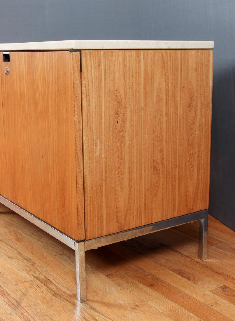 Florence Knoll Credenza with Marble Top - 5