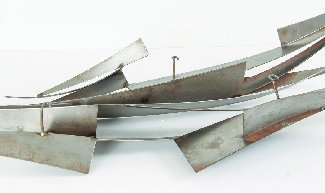 Curtis Jere Abstract wall sculpture Blades - 4