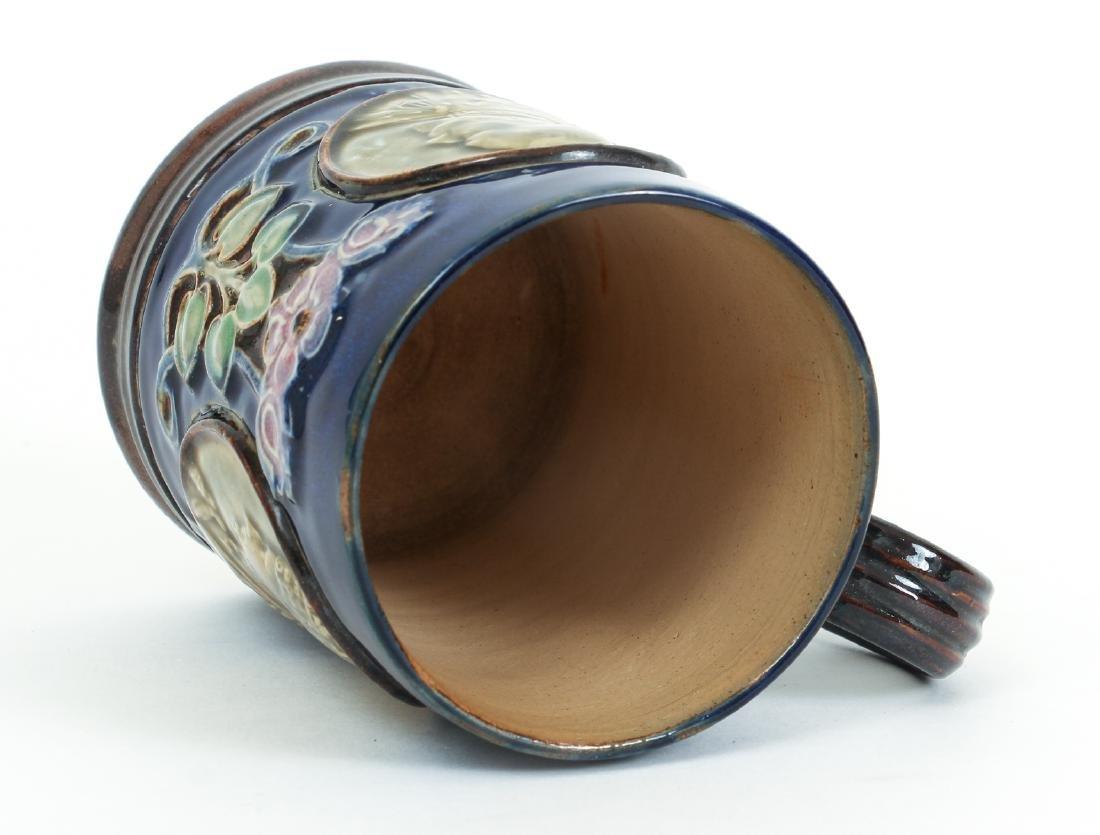 Doulton Lambeth Mug Edward & Alexandra - 5