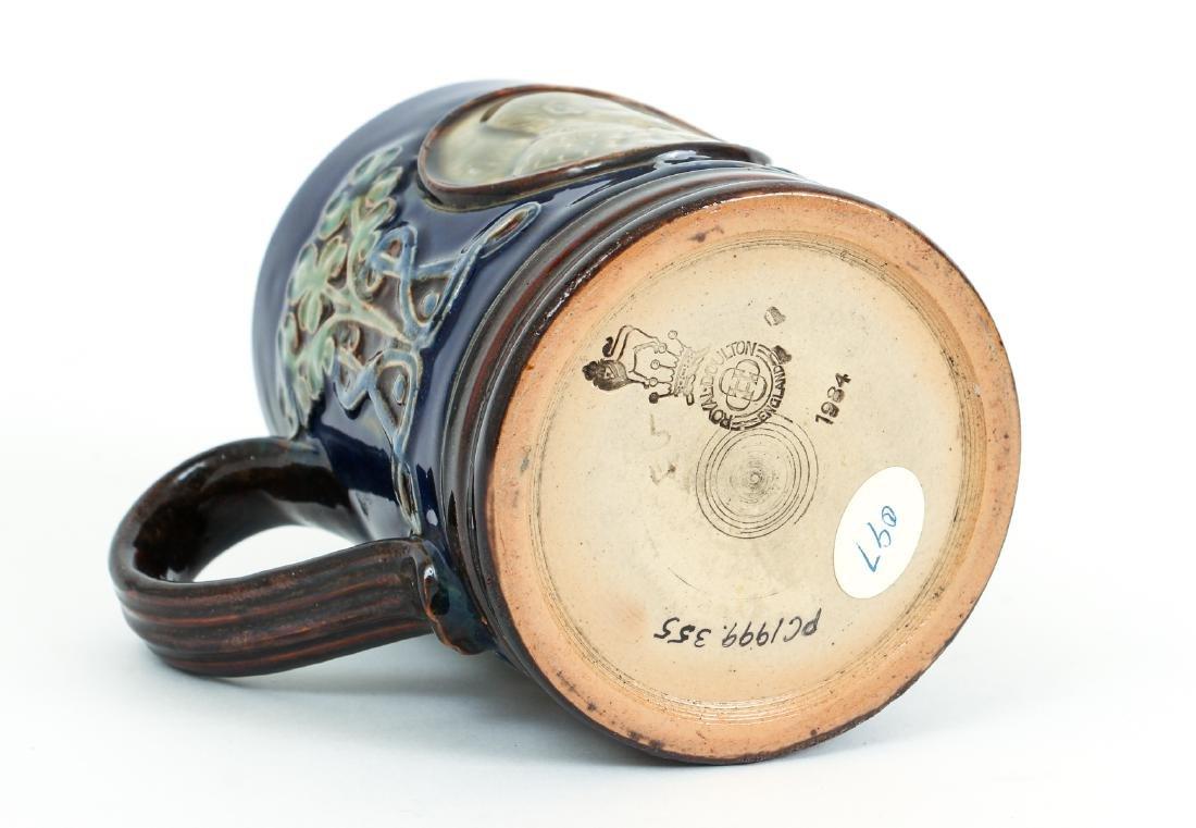 Doulton Lambeth Mug Edward & Alexandra - 6
