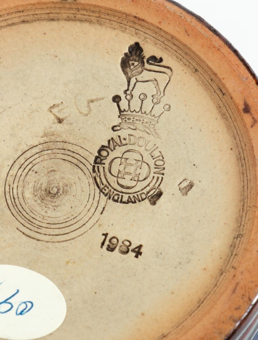 Doulton Lambeth Mug Edward & Alexandra - 7