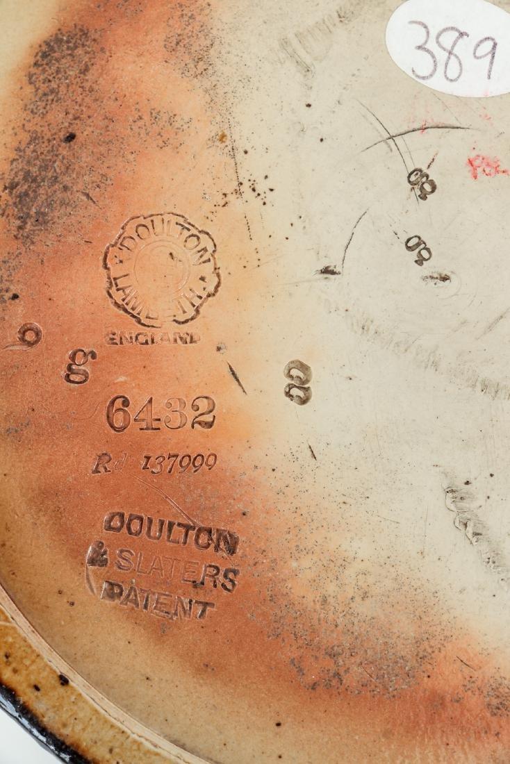 Doulton Lambeth Leather Jack Motto Jug - 6