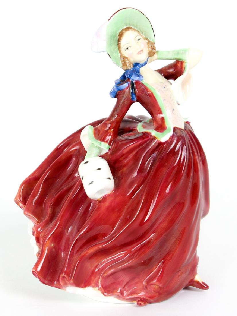 Two Royal Doulton Figurines - 2