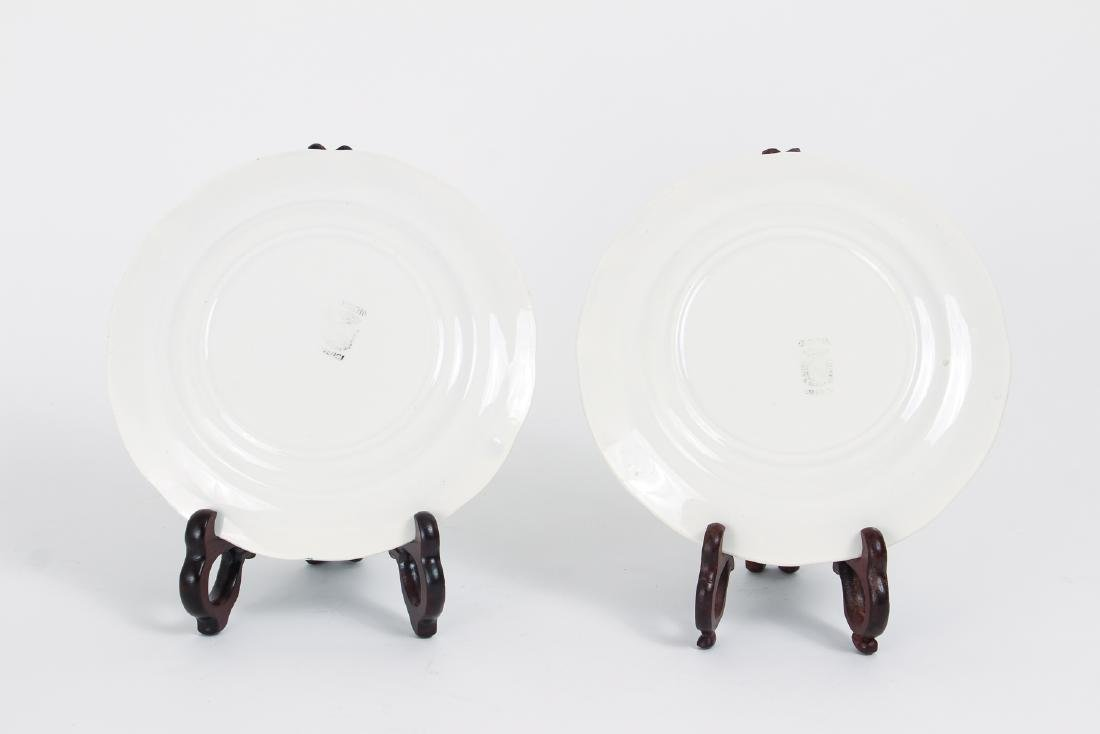 Large Group of French Themed Plates inc Napoleon - 6