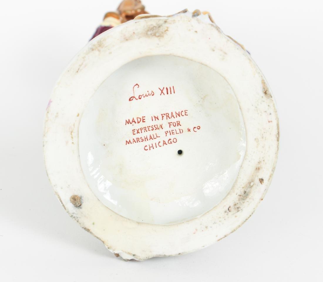 Meissen Style Porcelain Figure - 5