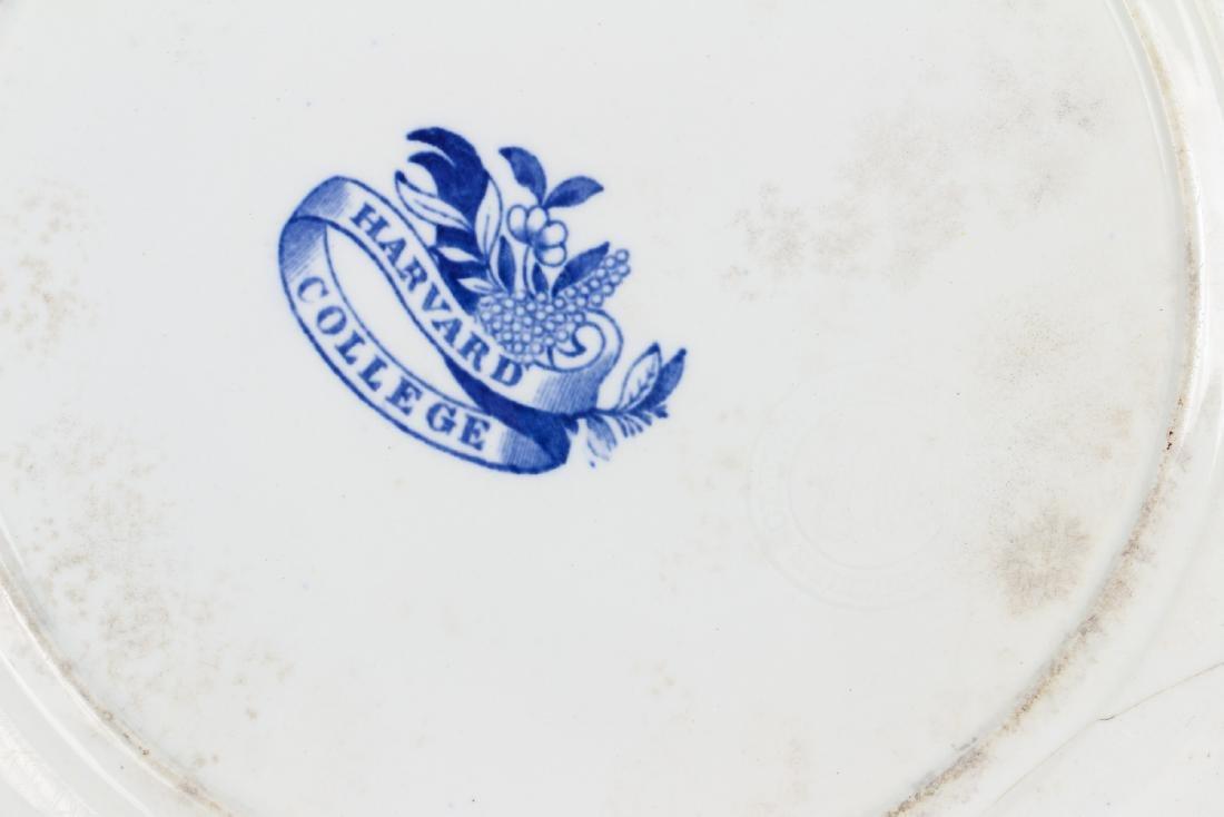 Four Pieces Antique Blue Transferware Pottery - 4