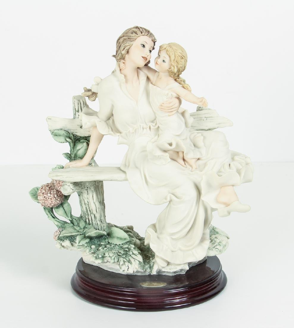 GIUSEPPE ARMANI porcelain figure To Tell a Tale