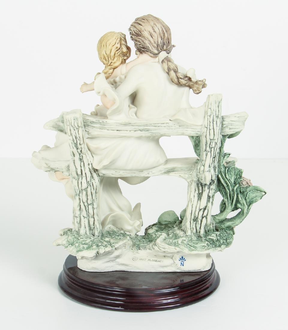 GIUSEPPE ARMANI porcelain figure To Tell a Tale - 3