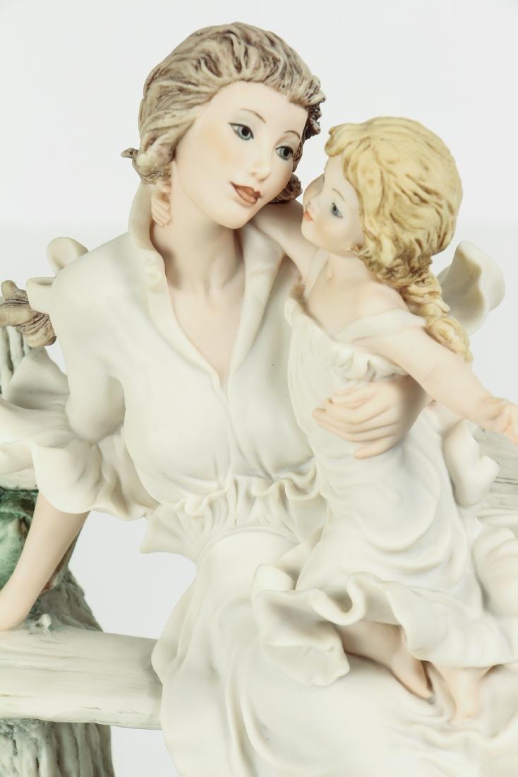 GIUSEPPE ARMANI porcelain figure To Tell a Tale - 7