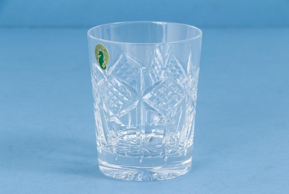 Waterford Carafe and Tumblers - 4
