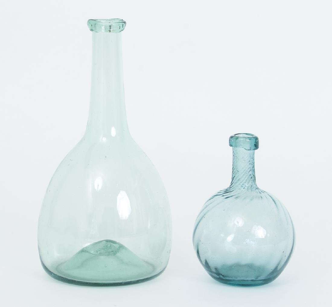 Two Antique Bottles