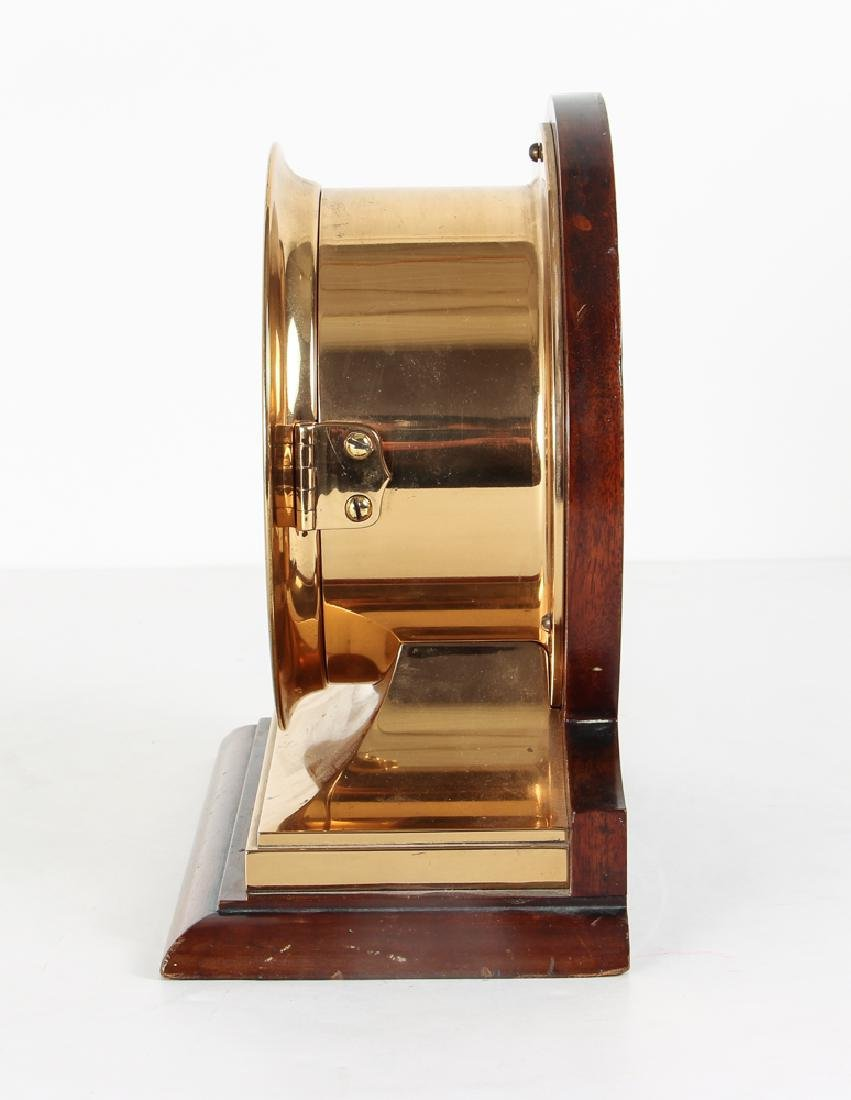 Vintage Chelsea Ships Clock With Chimes - 2