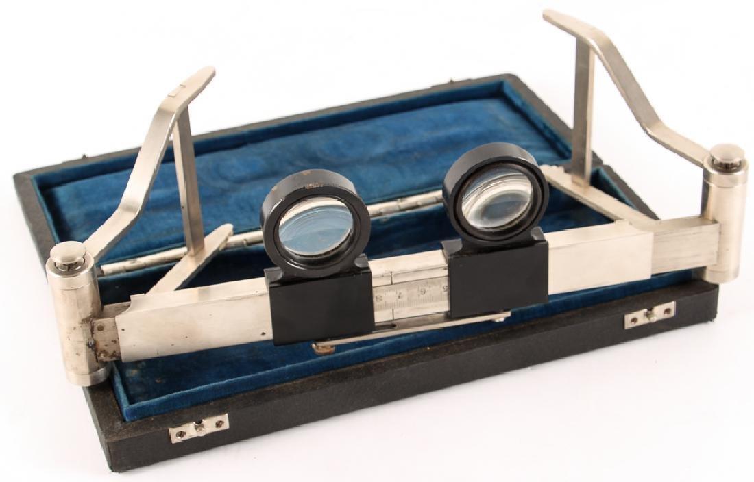 European Standing Modern Optical Sliding Scale