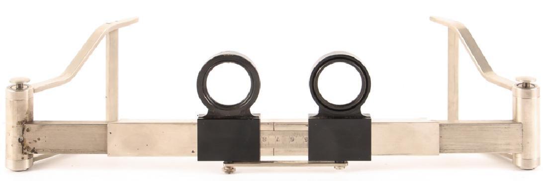 European Standing Modern Optical Sliding Scale - 2