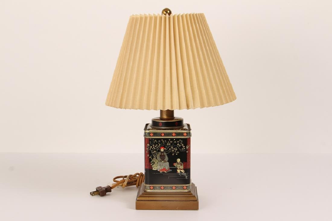Two Lamps Including Frederick Cooper - 5