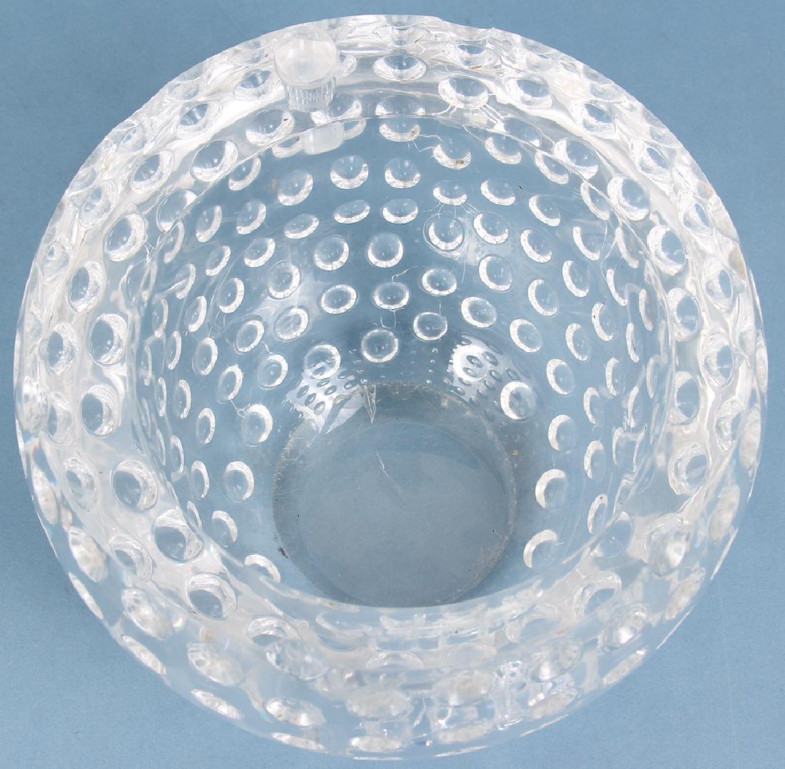 Whimsical Lucite Golf Ball Ice Bucket - 3