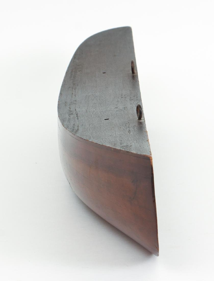 Half Hull for the Tug  Joobkien  1918 - 2