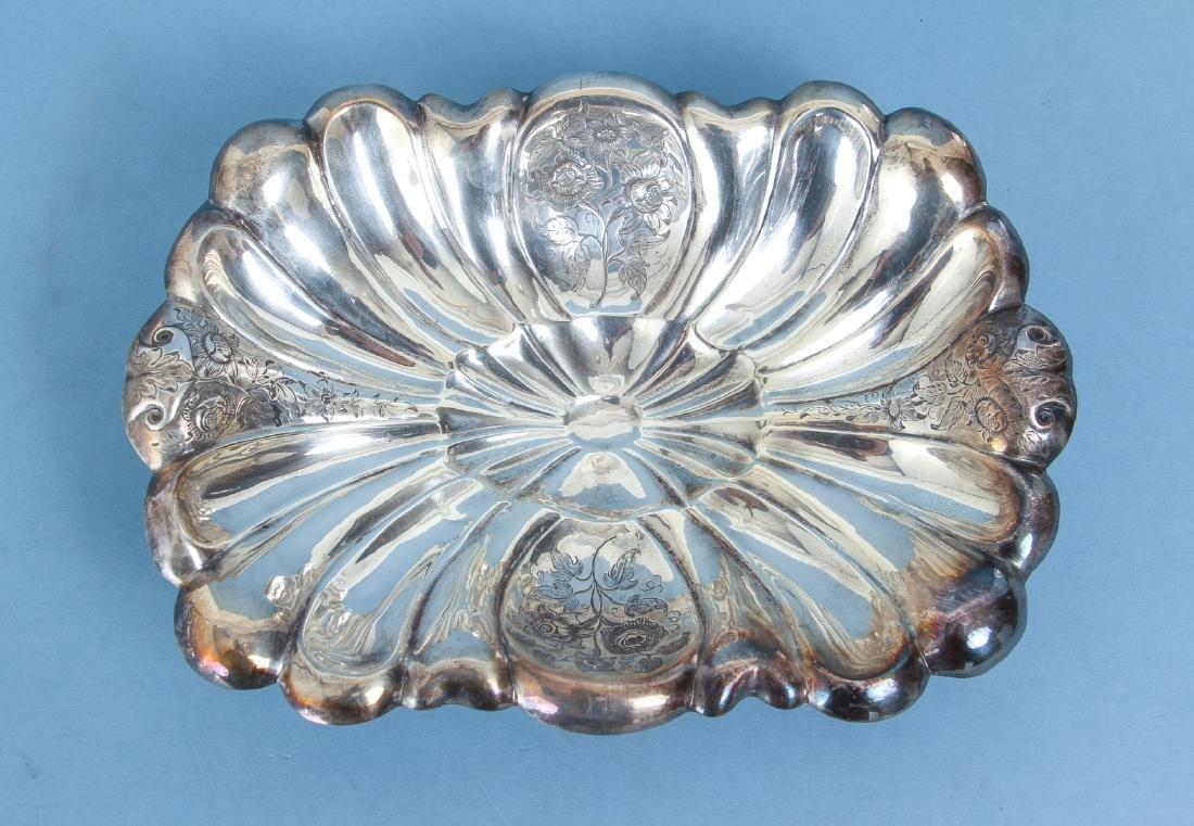 Four Miscellaneous Silver Pieces - 3