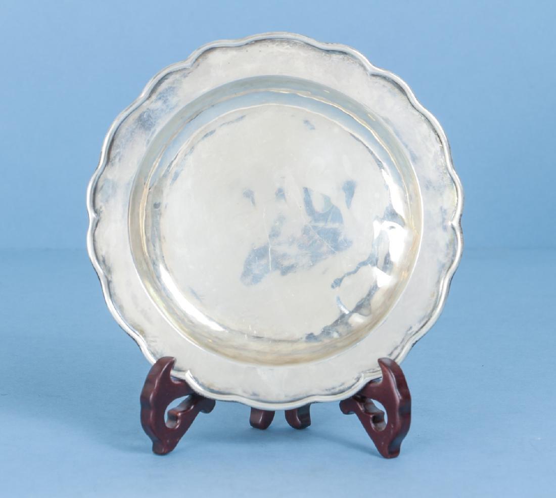Four Miscellaneous Silver Pieces - 9