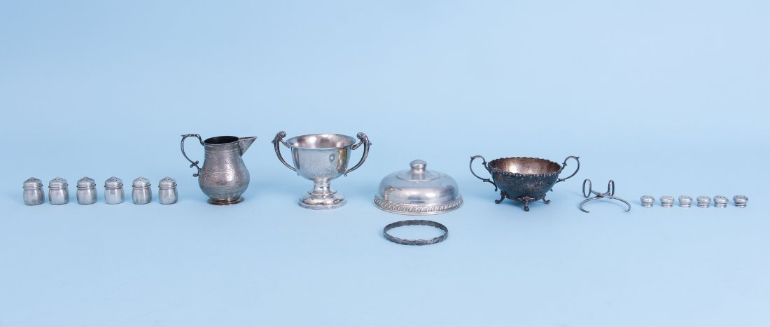 Group of Miscellaneous Silver Items