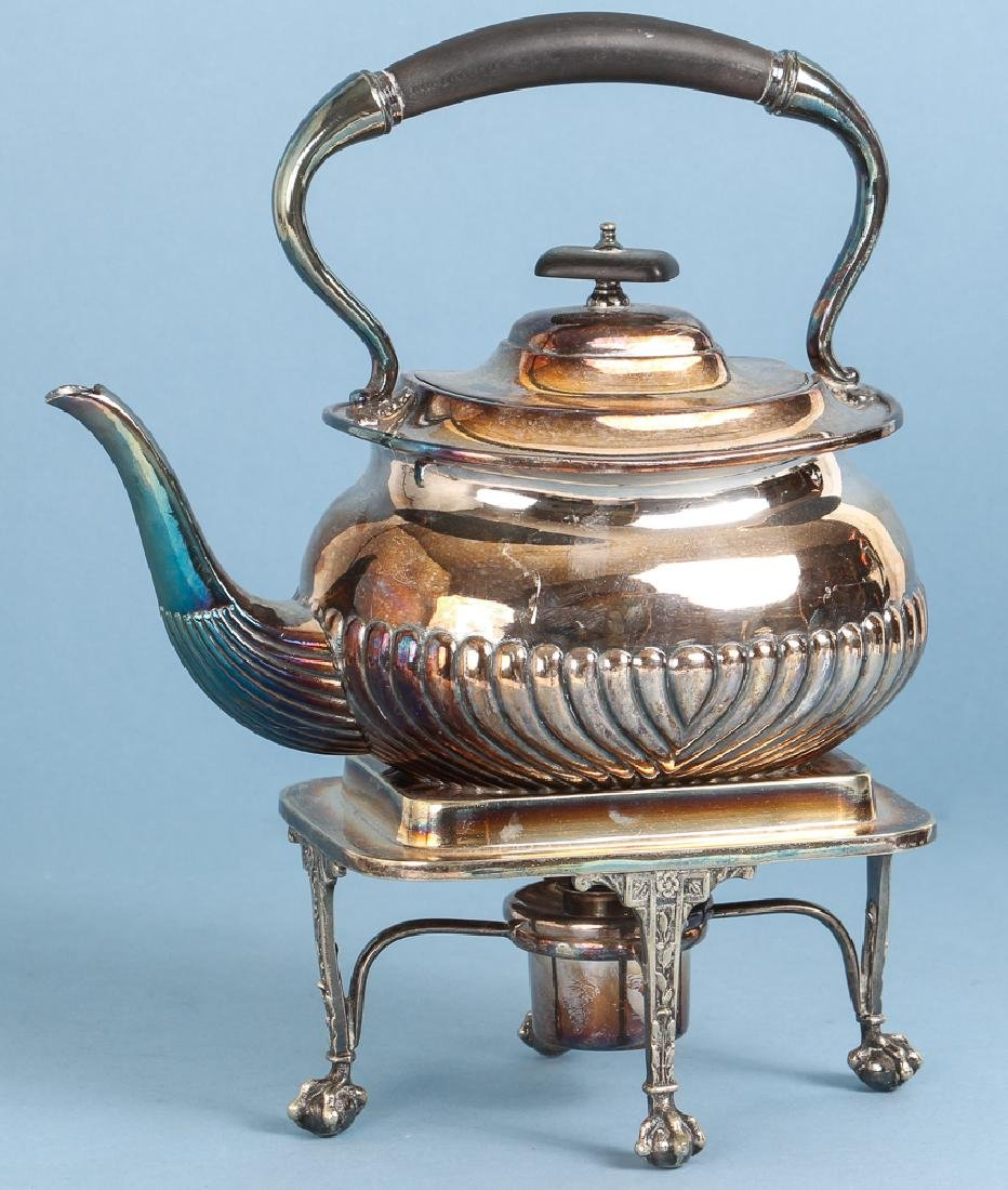 Large Group of Sheffield and Silverplate - 4