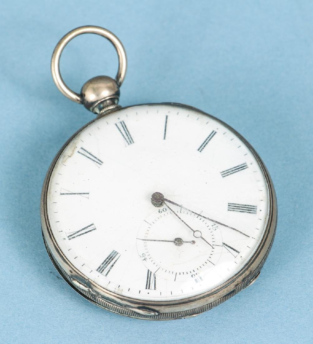 M J Tobias Liverpool Railway Timekeeper Watch