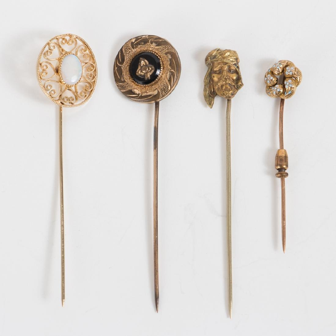 Large Group of Stick Pins - 7