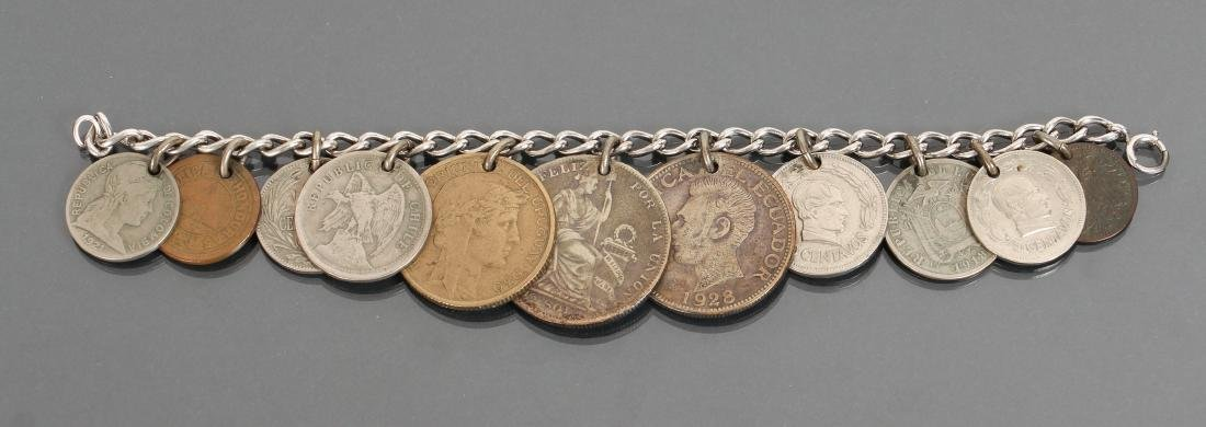 Two Bracelets Made of Coins - 3