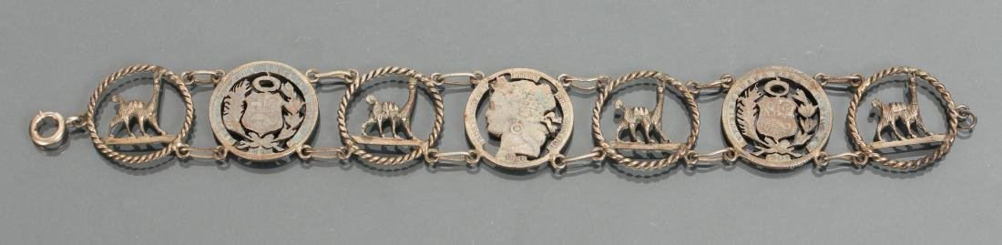Two Bracelets Made of Coins - 4
