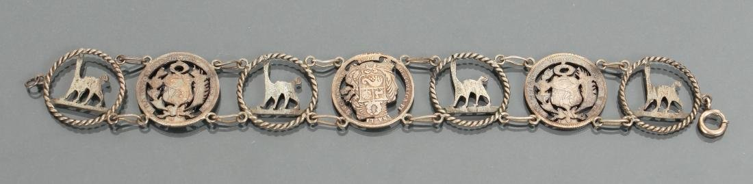 Two Bracelets Made of Coins - 5
