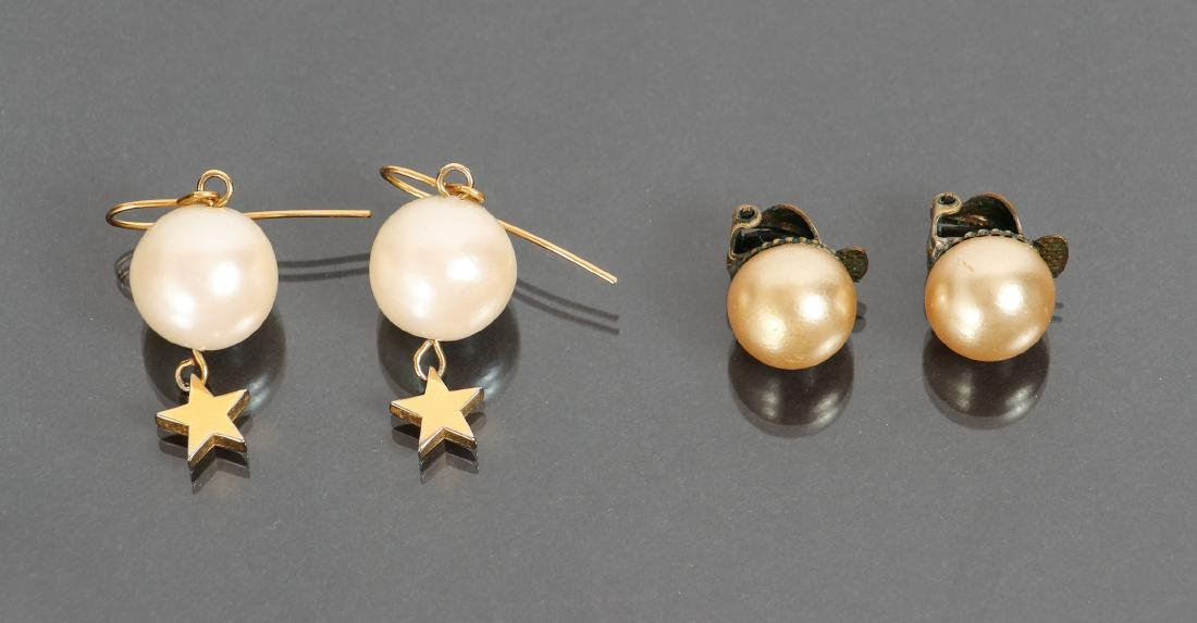 Large Group of Pearl Jewelry - 9