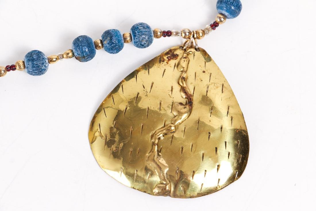 Five Pieces of Studio Jewelry - 3