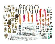 Interesting Group Asian Jewelry Components
