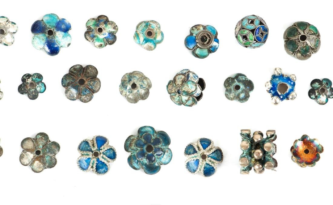 Interesting Group Asian Jewelry Components - 3