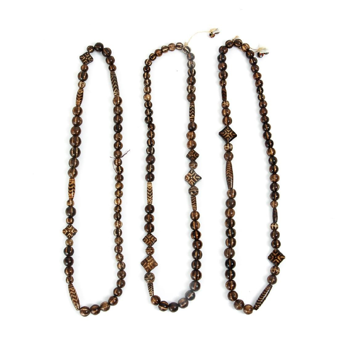 Group of Vintage Prayer and Other Beads - 3