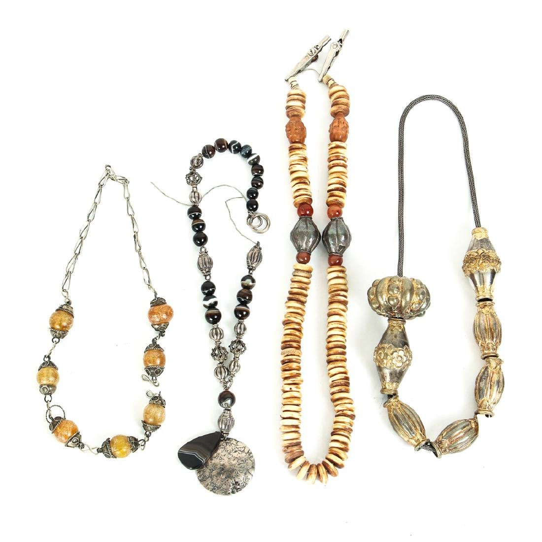 Group of Asian Ethnographic and Other Jewelry - 2