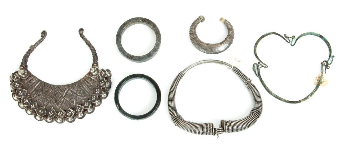 Group of Asian Ethnographic and Other Jewelry - 3
