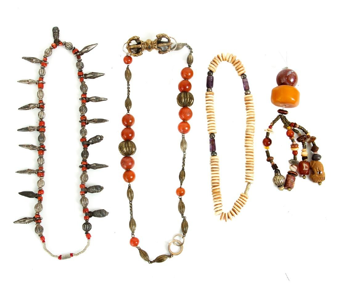 Group of Asian Ethnographic and Other Jewelry - 7