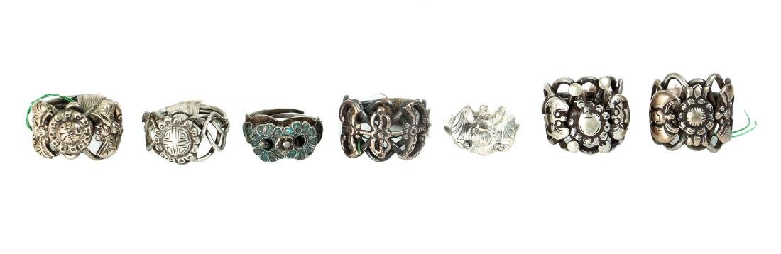 Group of Asian Ethnographic and Other Jewelry - 8