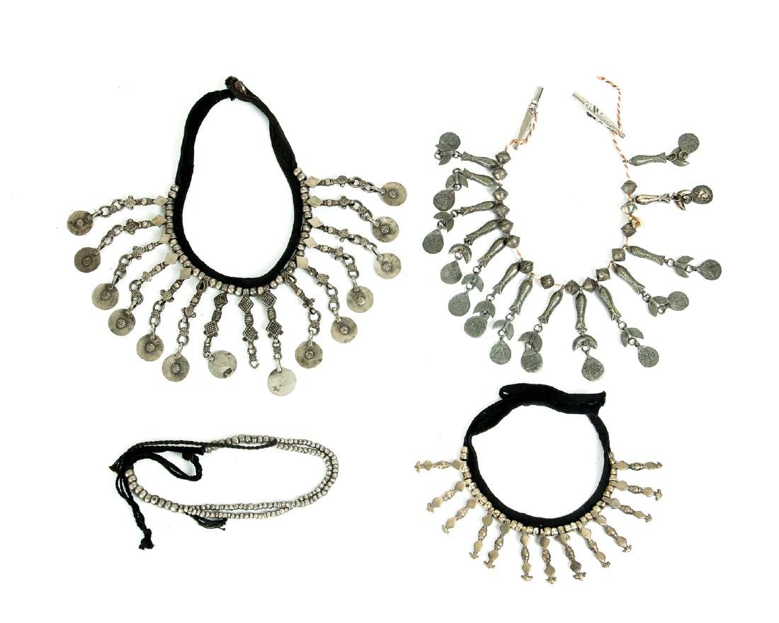 Group of Asian Ethnographic and Other Jewelry - 9