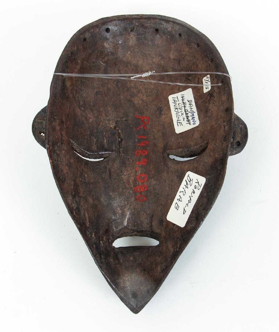 Dan Mask Liberia Tankagie - 3