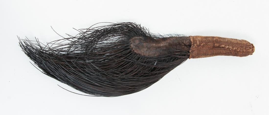 African Elephant's Hair Fly Whisk - 2