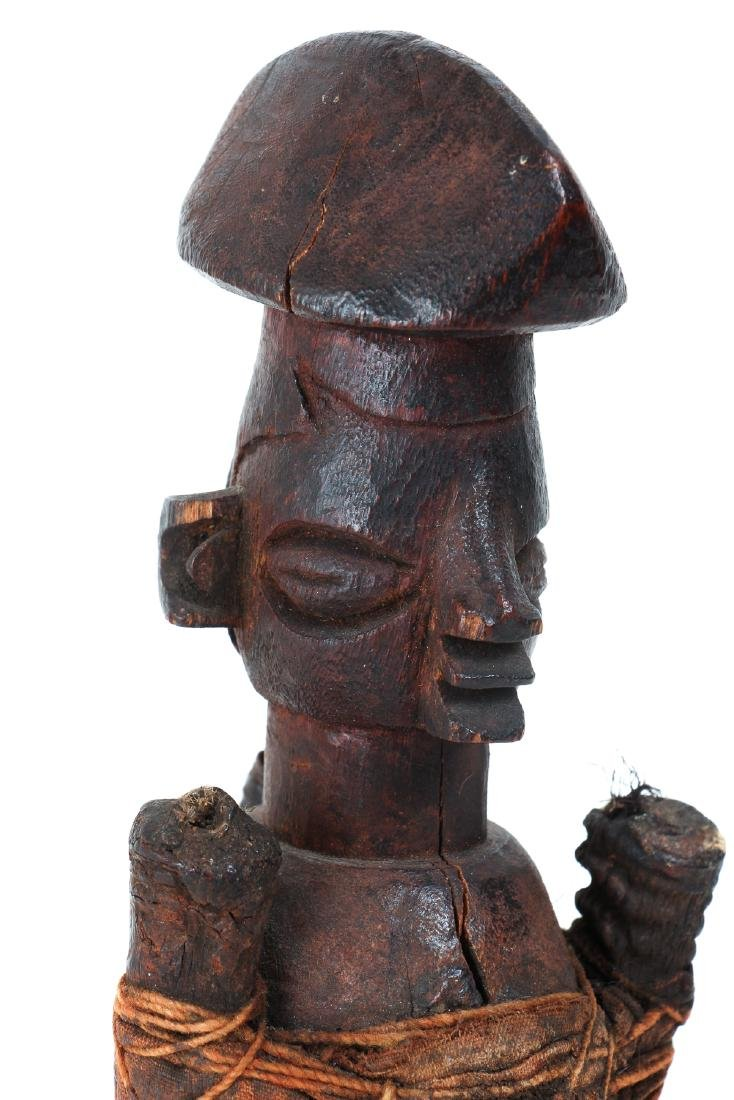 Yaka Standing Fetish Figure - 5