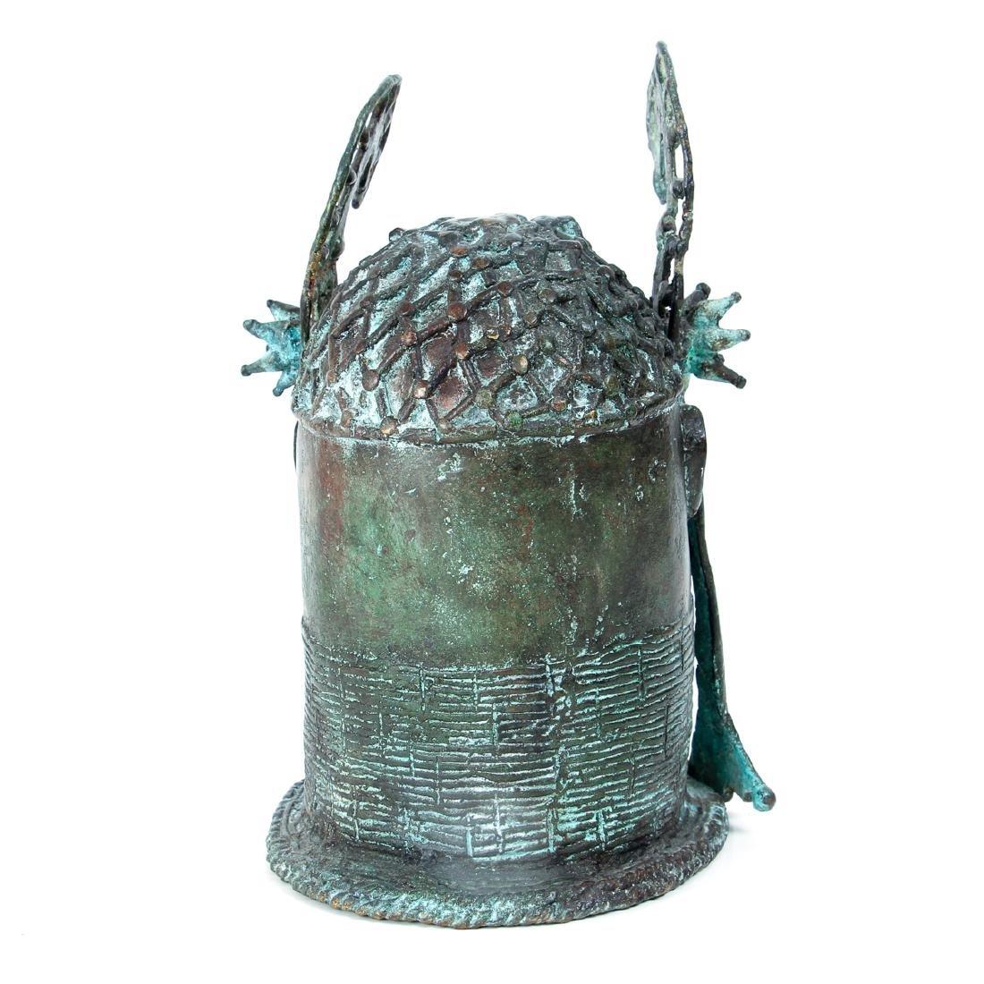 Edo Queen brass or bronze cast - 3