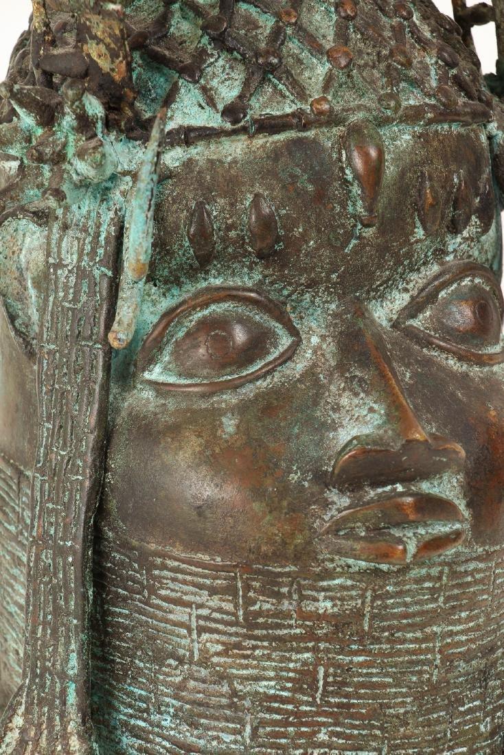 Edo Queen brass or bronze cast - 6