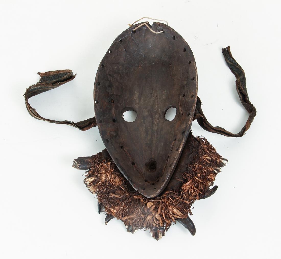 Dan Round Eye Mask - 2
