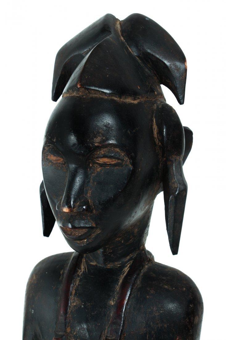 Senoufo Peoples Ancestor Figure, 20th century - 5