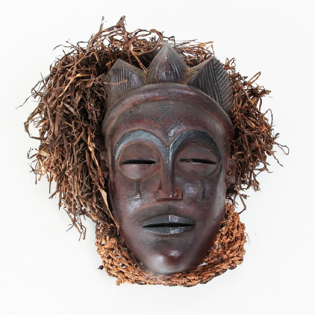 20th Century Chockwe Mask,