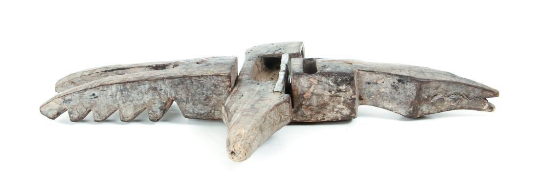 Bamana People, Crocodile shaped Door Lock - 3